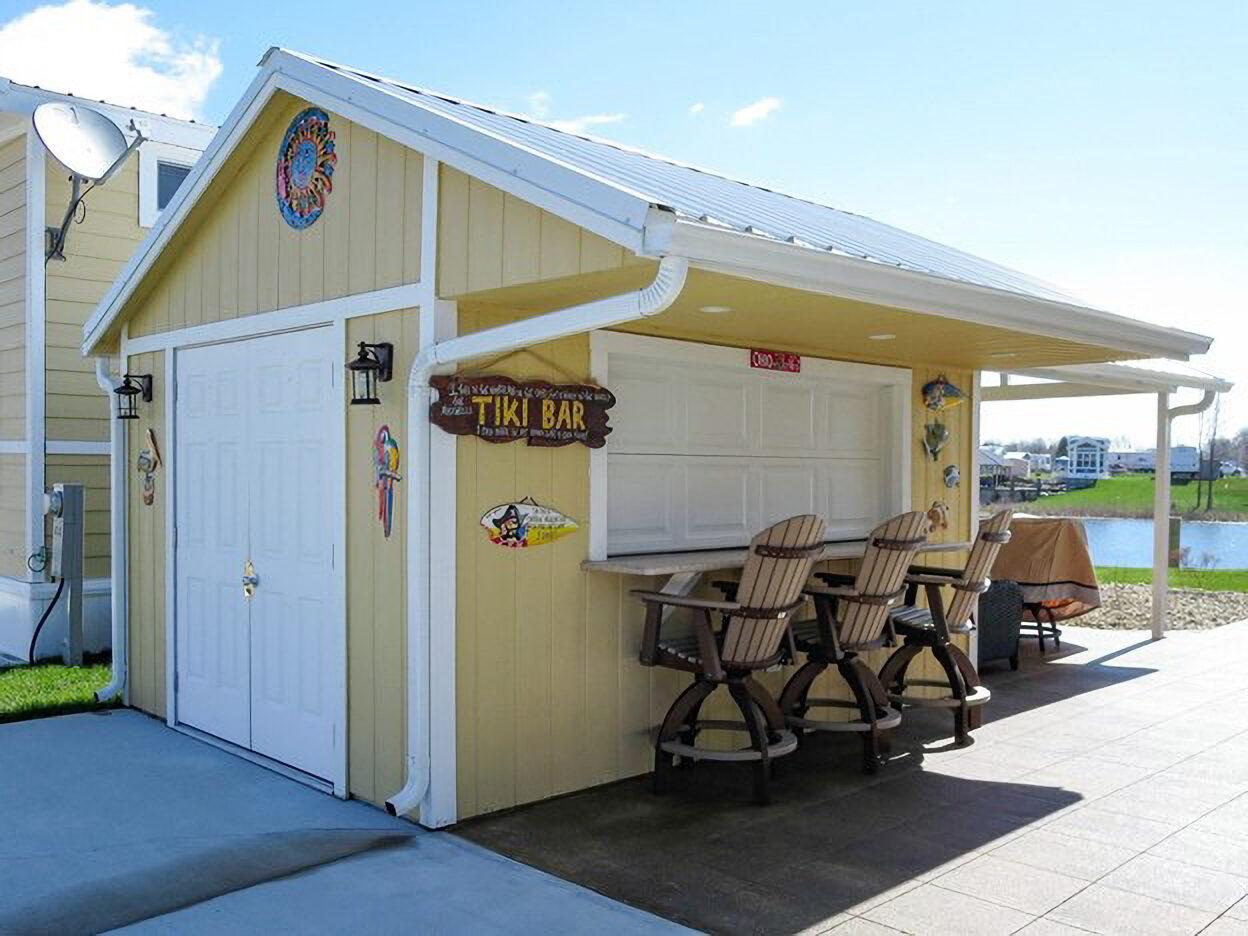 tiki bar shed for sale near dayton ohio