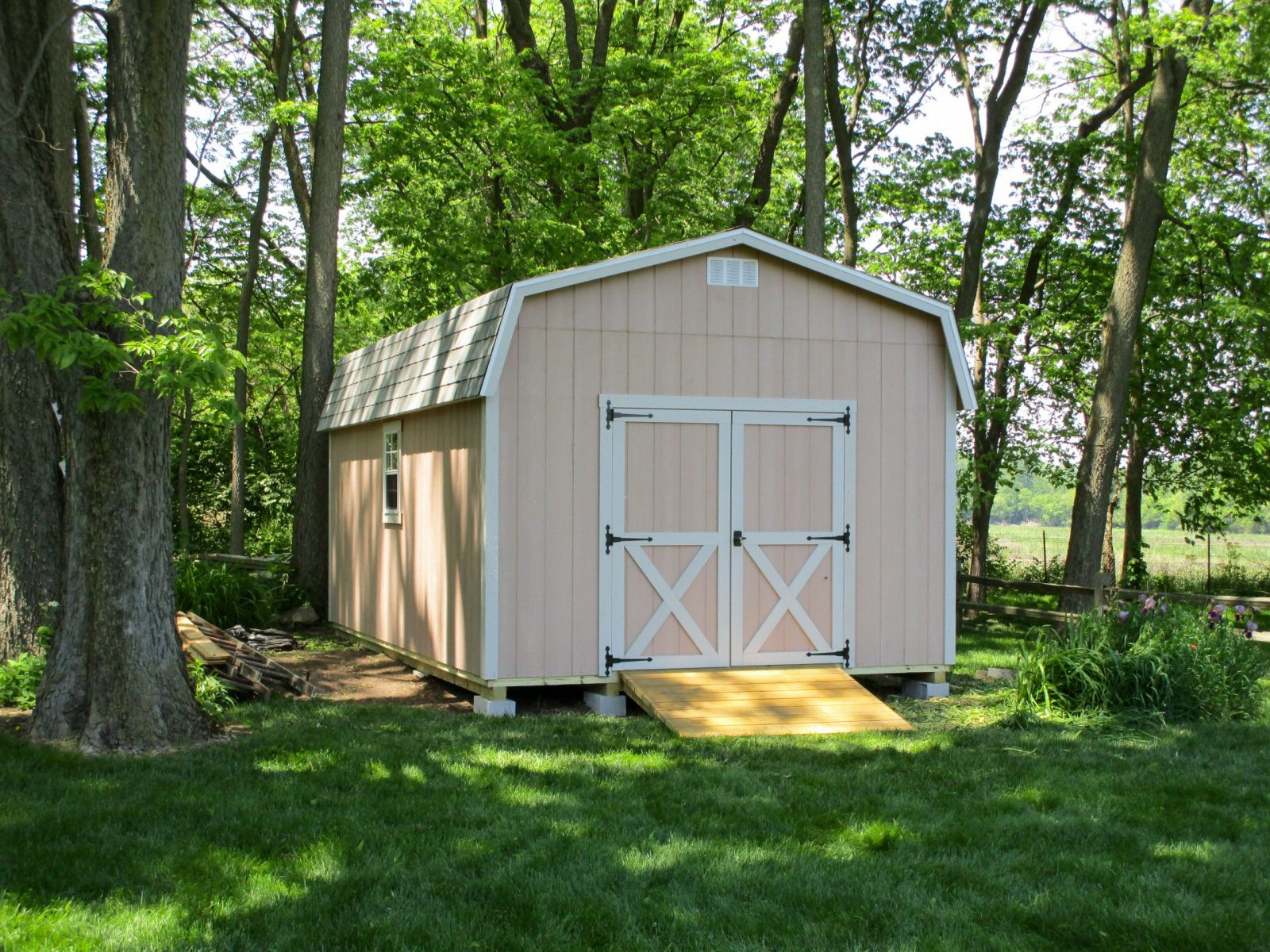 large garden shed for sale in central ohio