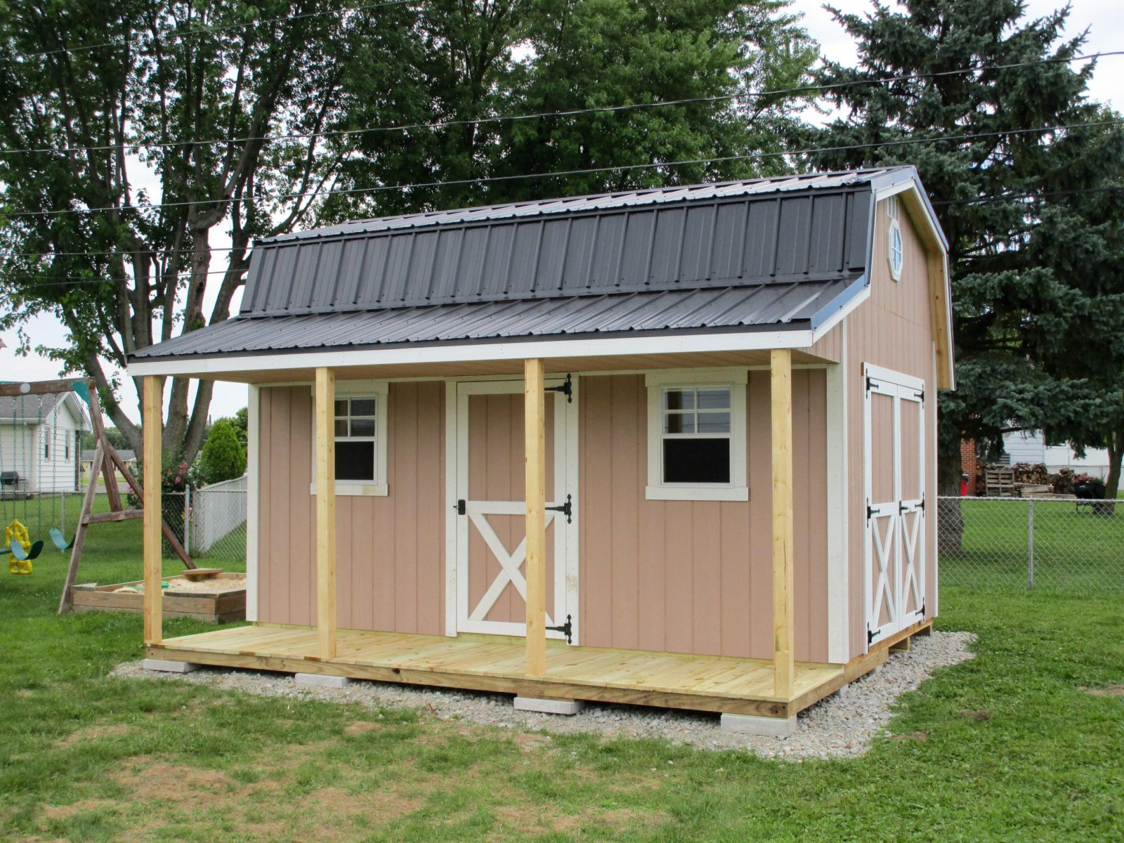 retreat style garden shed for sale in central ohio