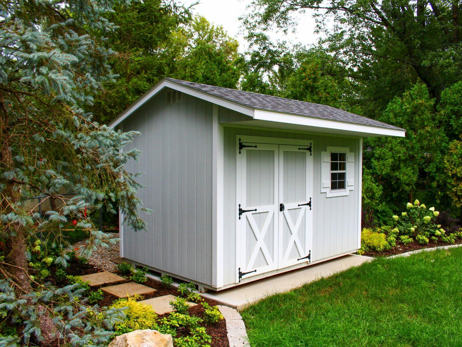 stunning quaker garden shed for sale near columbus ohio