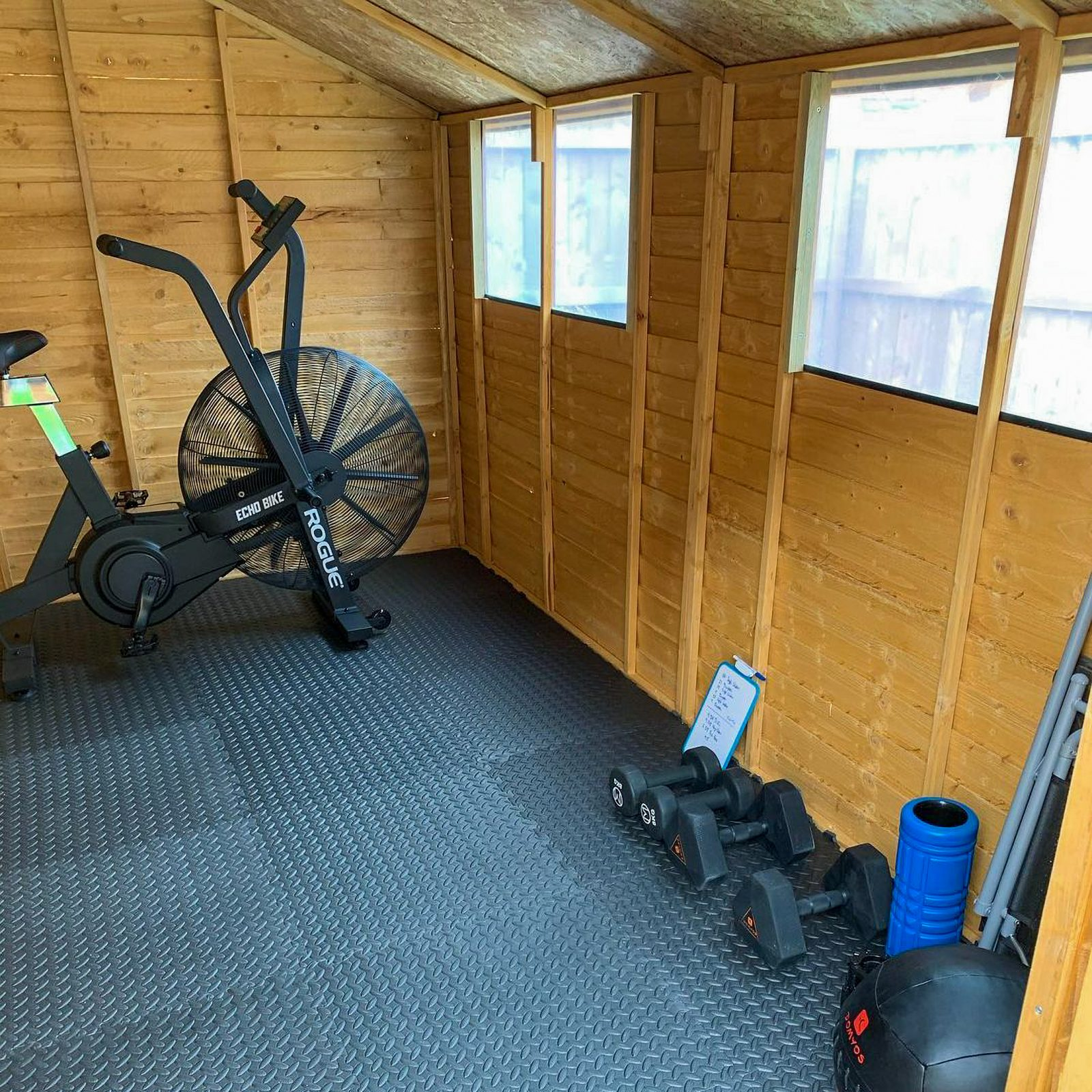 gym building for sale