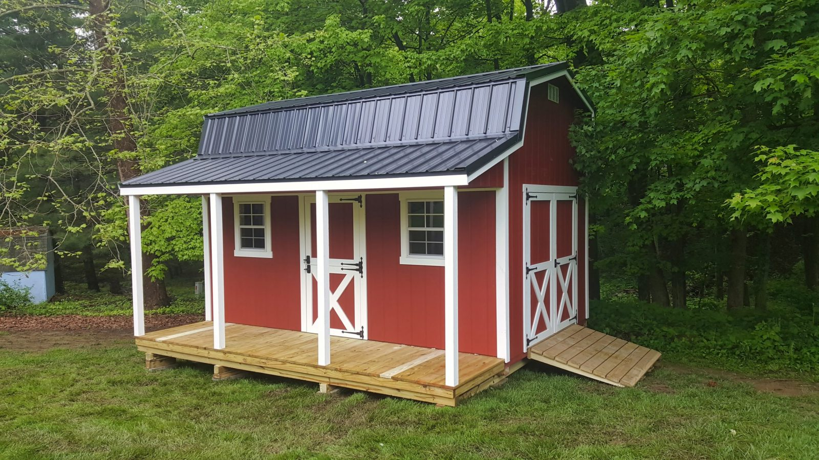 gym shed in Ohio