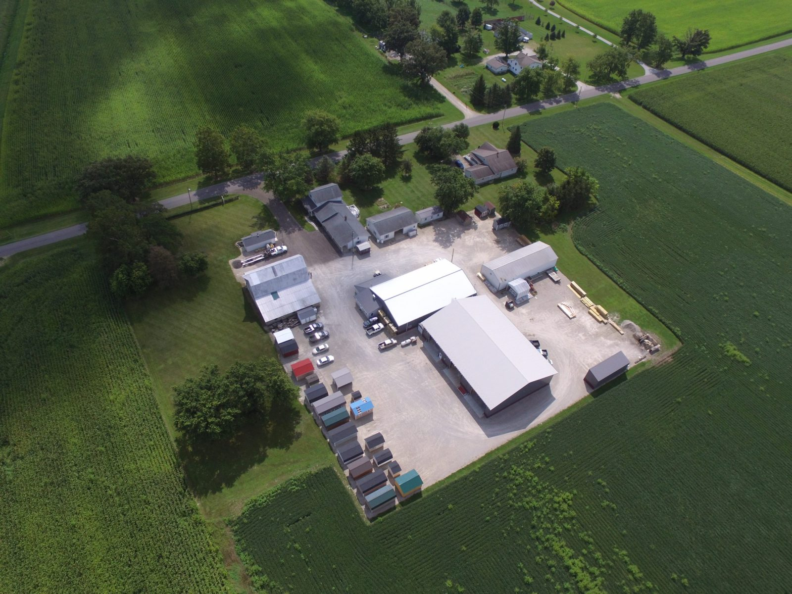 gym shed for sale in Ohio