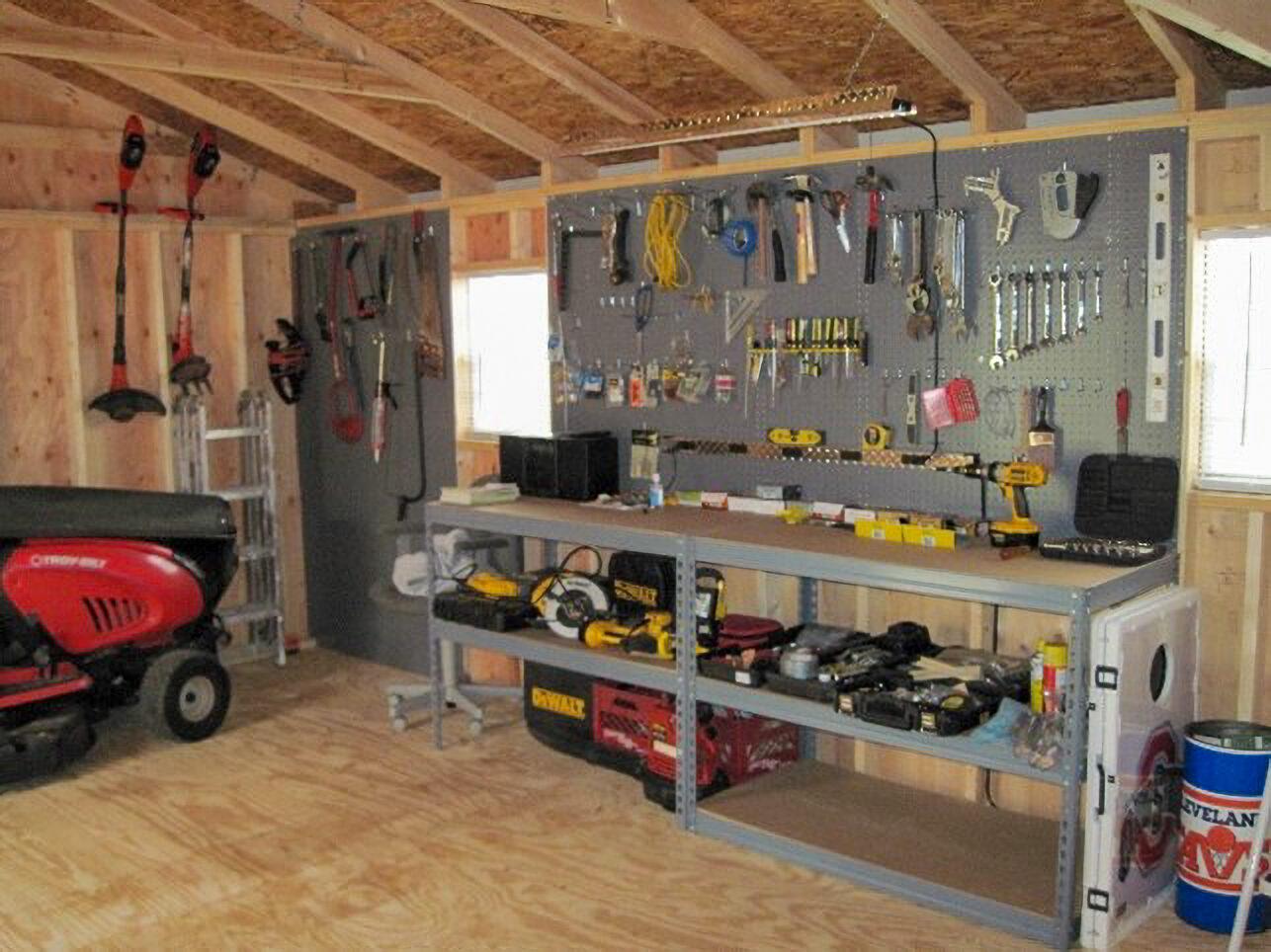 builder mancave shed near dayton ohio