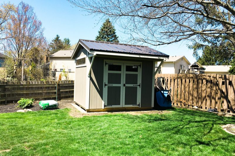 best quaker a frame sheds in huber heights Ohio