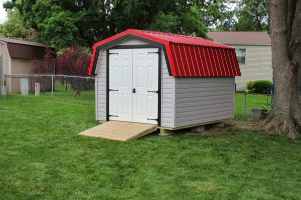 mini barn storage sheds rent to own in central ohio