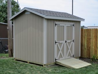 custom gable sheds for sale