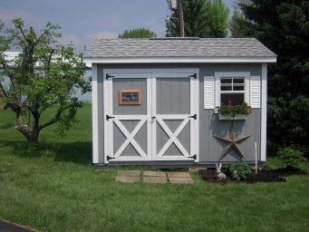 custom gable sheds rent to own near dayton ohio