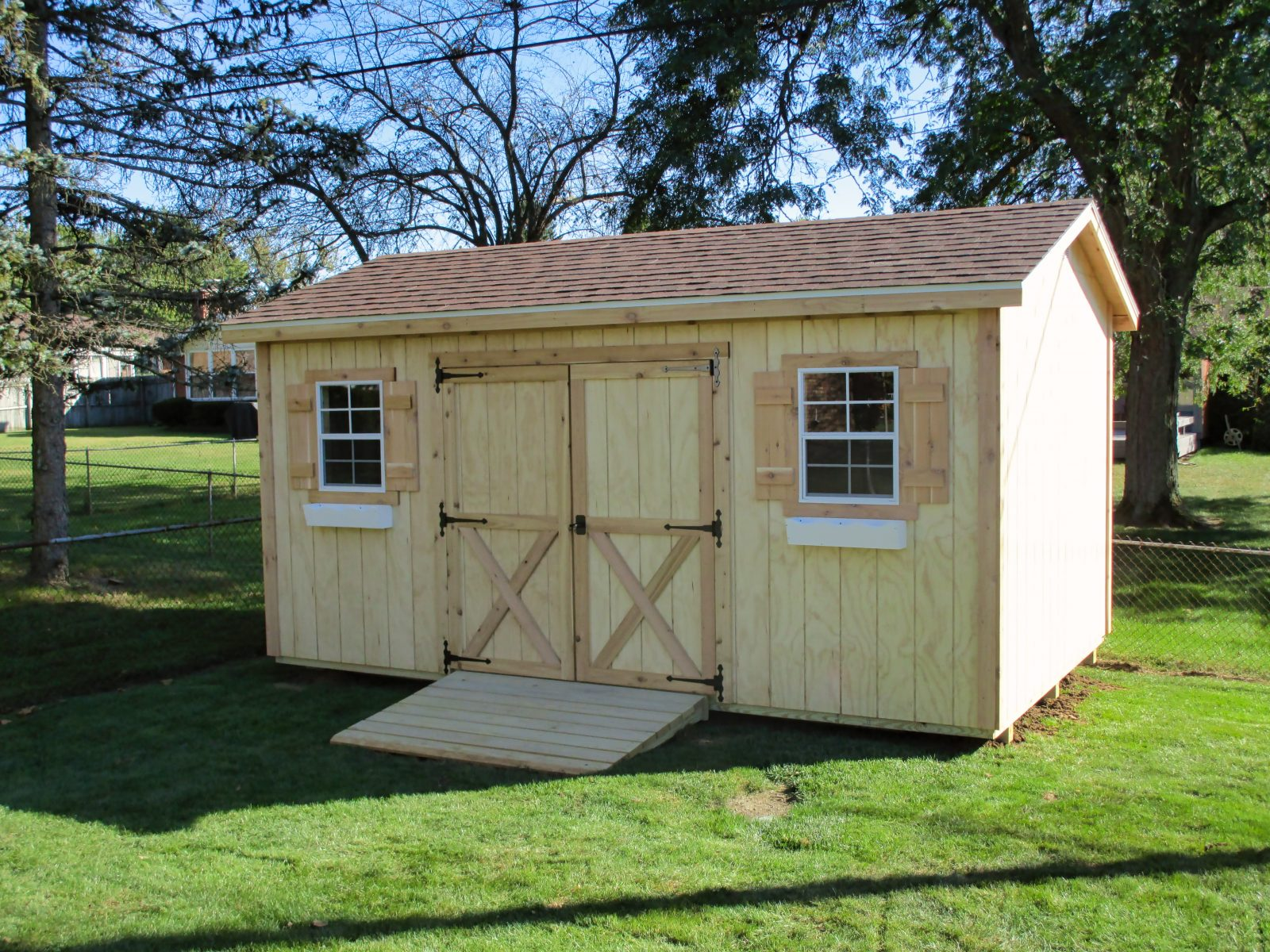 Gable Sheds For Sale In Central Ohio [2019 Model] | Beachy Barns