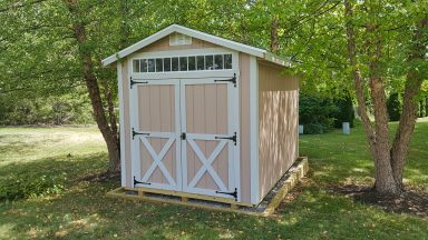 quality gable sheds for sale near springfield ohio