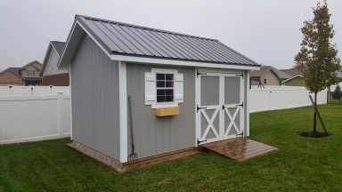 a frame sheds for sale near dublin ohio