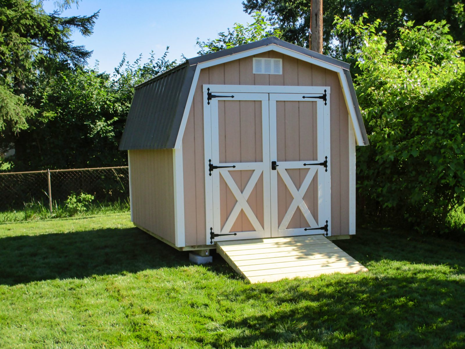 Classic Portable Sheds For Sale | Colombus, Dayton and