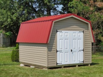 local portable sheds for sale near plain city