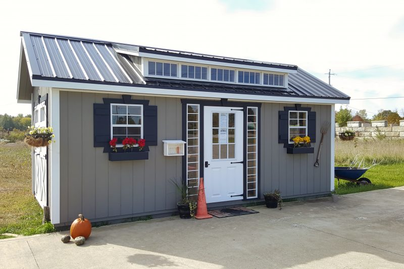 cottage sheds for sale in central ohio