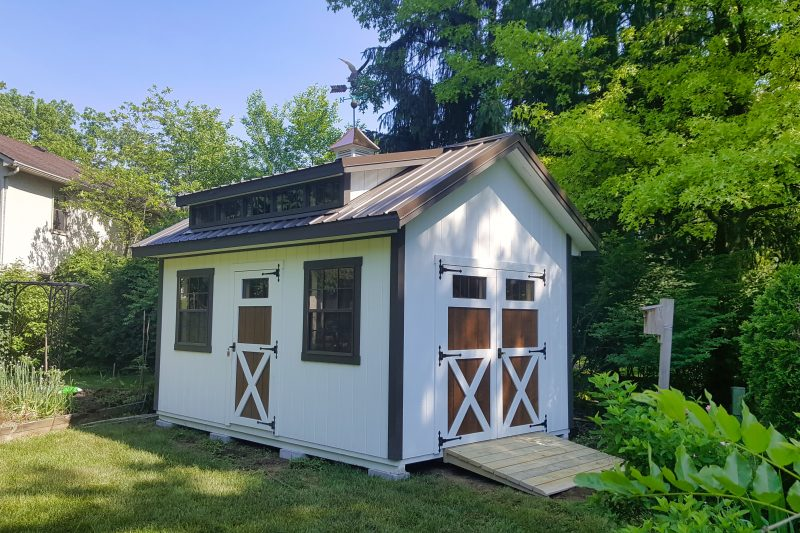 cottage sheds rent to own near marysville ohio