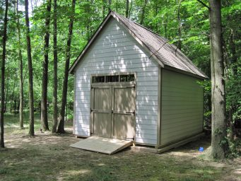 buy custom sheds near me