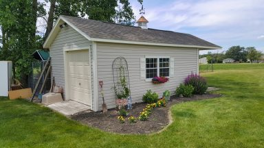 custom sheds rent to own near springfield ohio