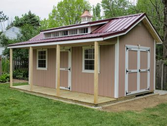quality custom sheds for sale near champaign county ohio